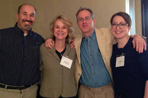 HSVMA representatives at the 2013 AVMA Summit