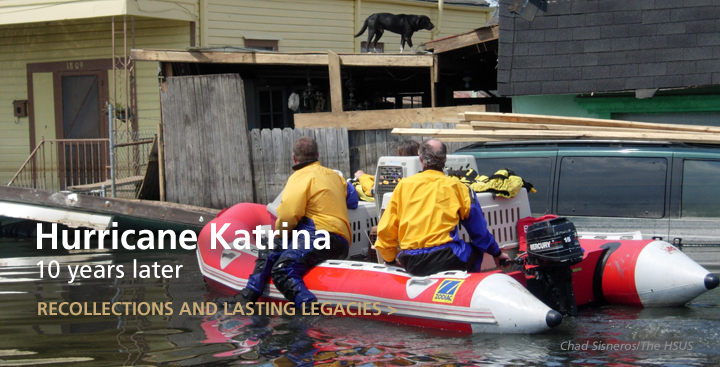 Hurricane Katrina: 10 Years Later